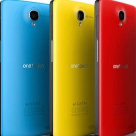 �������� ���������� ���� Alcatel OneTouch Idol X. Idol mini � �� �������