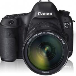 Параметры Canon EOS 5D Mark III