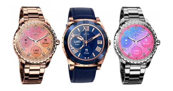 Представлены «умные» часы Guess Connect