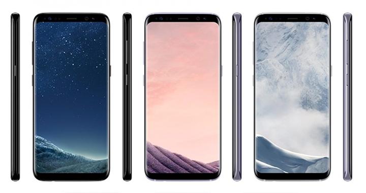 В сеть попали фотографии Samsung Galaxy S8 и S8 Plus