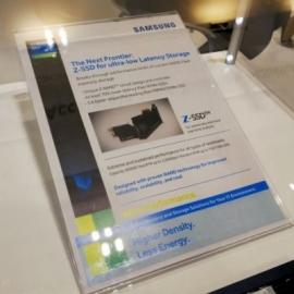 Samsung выпустила накопитель Z-SSD с 800 Гбайт памяти