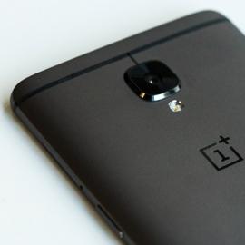 Анонсирован OnePlus 3T в чёрном цвете