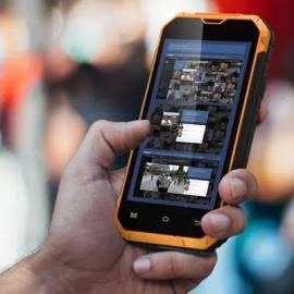 Вышел ударопрочный смартфон Vphone М4