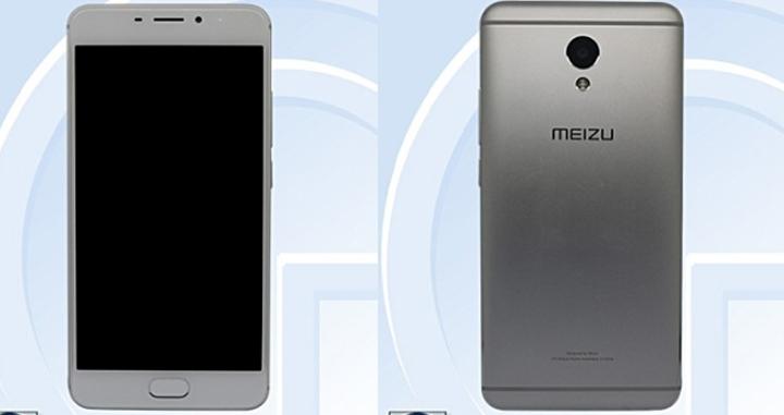 ВTENAA появился новый смартфон Meizu