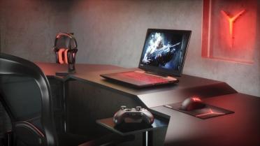 В России появились геймерские ноутбуки Lenovo Yoga и Legion