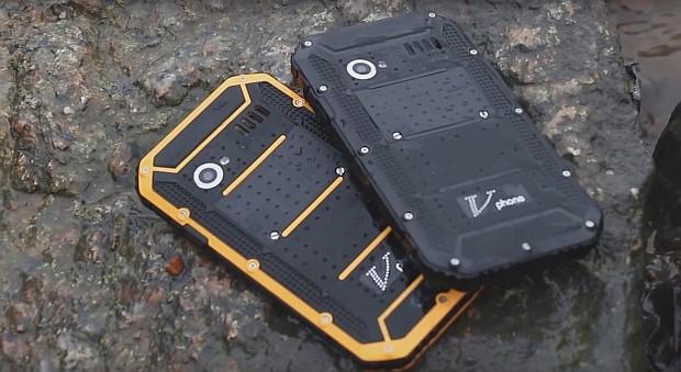 Vphone M4— защищенный смартфон с8Мп камерой за $70