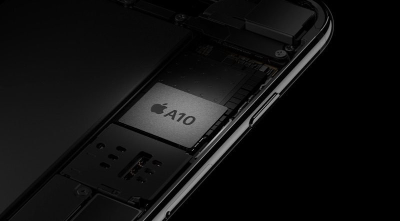 Серийное производство процессоров Apple A11 должно начаться ксередине весны