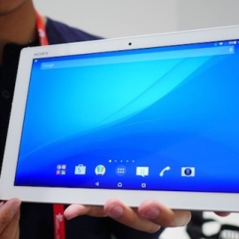 �������� ����������� ��������� Sony Xperia Z4 Tablet