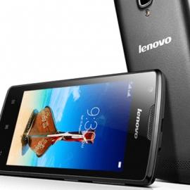 Первые фотографии Lenovo A1000