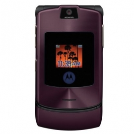 Motorola ��������� ����������� ����������� V3