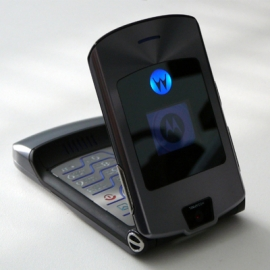 Motorola RAZR V3 могут перевыпустить