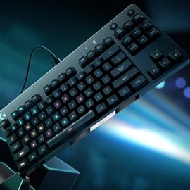 Logitech выпустила клавиатуру для профессиональных геймеров G Pro