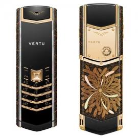 Фото самого дорогого телефона Vertu и почему они такие дорогие