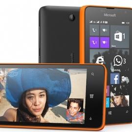 Бюджетный Microsoft Lumia 430 добрался до России