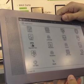 Анонсирован ноутбук с дисплеем электронной книги