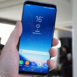 Galaxy S8 побил рекорд по числу предзаказов