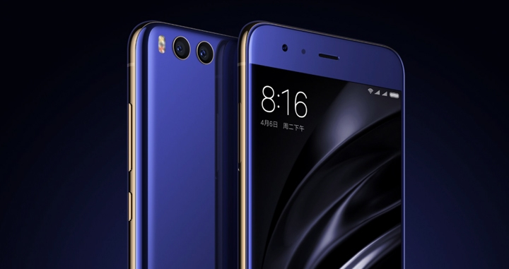 Xiaomi Mi 6 официально презентован