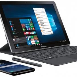 Гибридный планшет Galaxy Book будет выпущен 21 мая