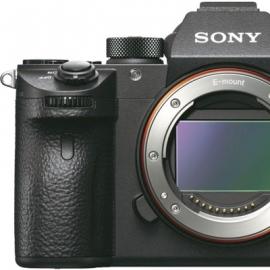 Sony выпустила профессиональную беззеркалку