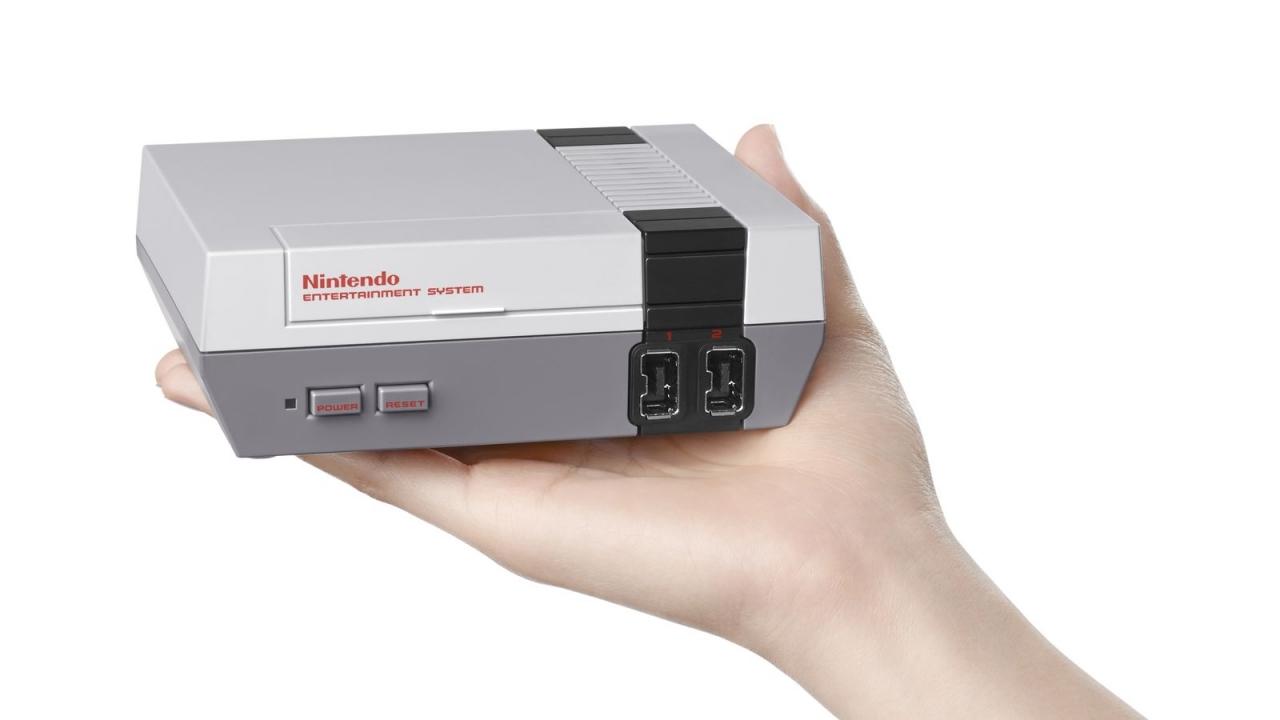 Новая консоль от Nintendo может выйти уже в этому году