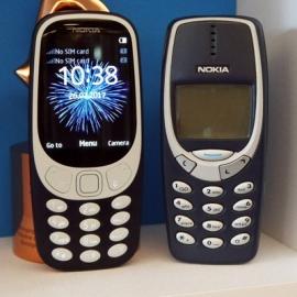 Слухи: возрождённая Nokia 3310 получит 3G