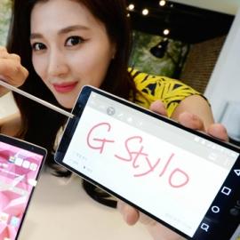 LG G Stylo – новый стилусный смартфон из Кореи