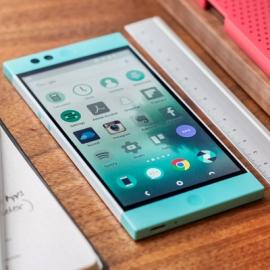 Облачный смартфон с бесконечной памятью продают на eBay