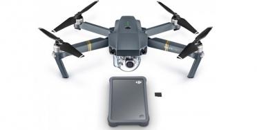Seagate и DJI выпустили накопитель для дронов