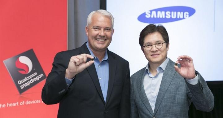 Самсунг иQualcomm работают над процессором для Galaxy S9
