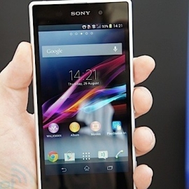 Сравнение цен Sony Xperia Z1 в «Билайн», МТС, «Связном», «Евросети», «Авито» и на «Яндекс.Маркете»