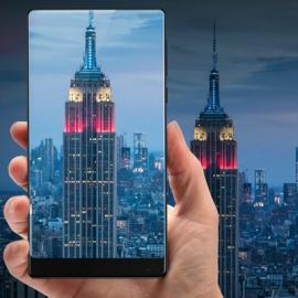 Безрамочный Xiaomi Mi Mix будет стоить 39990 рублей