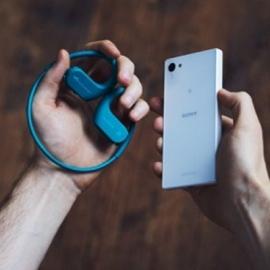 Презентованы два плеера Sony Walkman, не боящиеся воды
