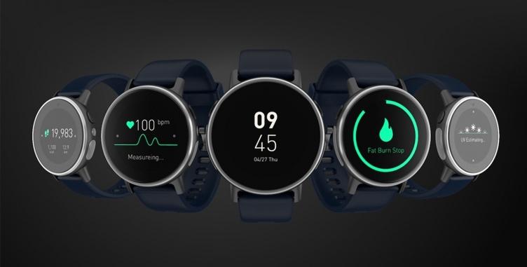 Acer анонсировала «умные» часы Leap Ware