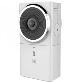 Камера YI 360 VR снимает панорамное видео высокой чёткости