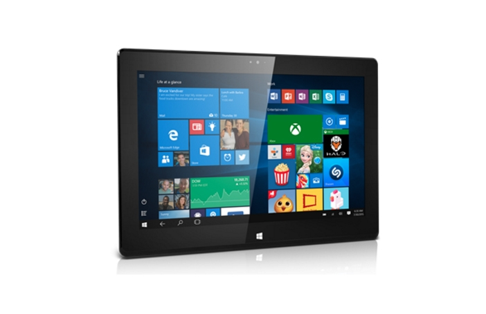 Prestigio поведала освоем новом планшете Visconte MнаWindows 10