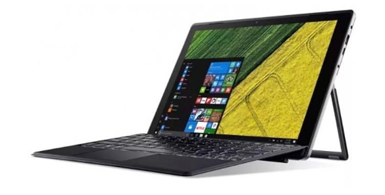 Гибридный планшет Acer получил водяное охлаждение