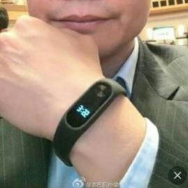 ����� Xiaomi ������� ����� ������� Mi Band