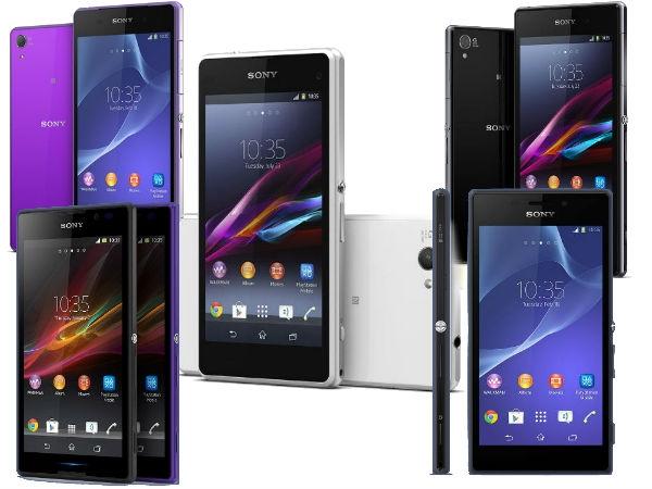Насайте теста GFXBench увидели два новых телефона Сони