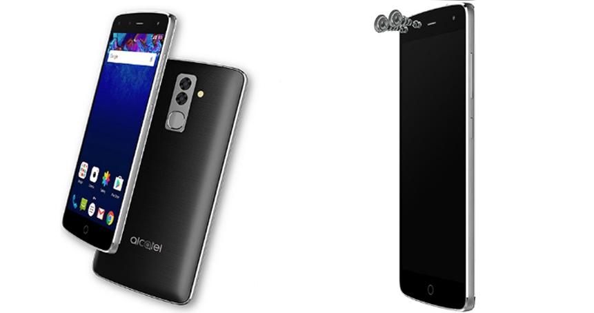 Представлен 1-ый вмире смартфон спарой сдвоенных камер