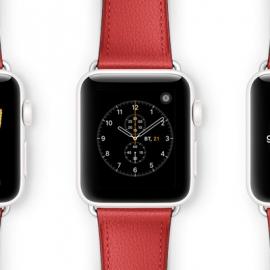 Apple обновила серию ремешков для часов