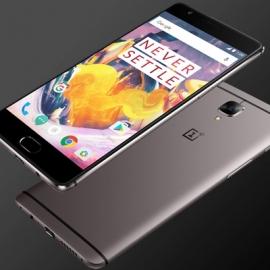 OnePlus 3T в цвете «хром» появился на фото