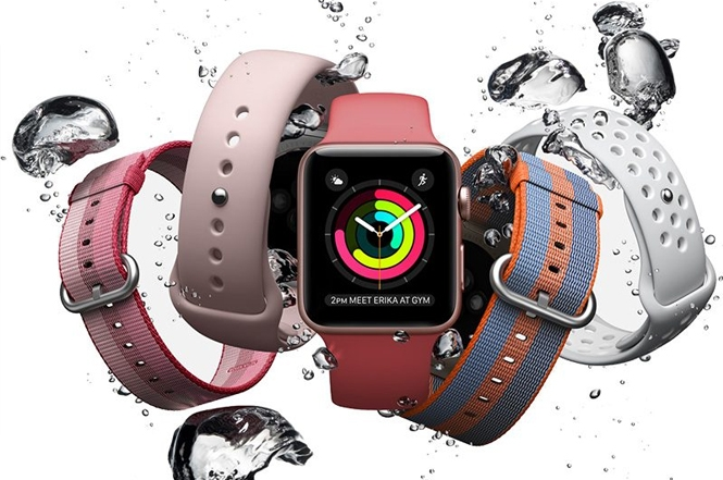 Apple Watch Series 3 презентуют во второй половине года
