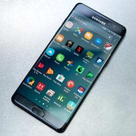 Появились первые снимки восстановленного Galaxy S7 Note
