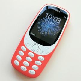 Обновлённая Nokia 3310 появится в продаже 24 мая