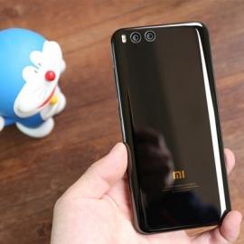Xiaomi Mi6 нереально согнуть