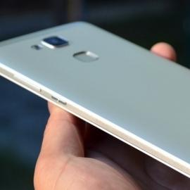 Huawei готовит преемника Ascend Mate7: суперфаблет со сканером отпечатков пальцев