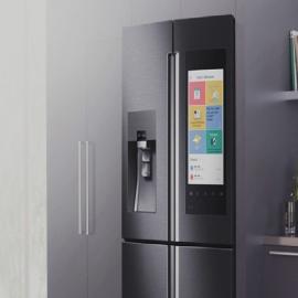 Samsung «заставила» свои холодильники говорить
