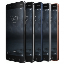 Стала известна цена Nokia 3, 5 и 6