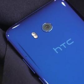 Представлен флагманский смартфон HTC U11