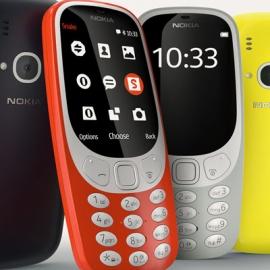 Nokia 3310 популярен у русской аудитории